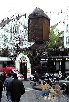 Picture Of The Moulin de la Galette