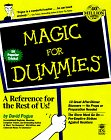Magic For Dummies, In Association with amazon.co.uk