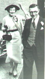 Picture Of My Mum & Her Father On My Mum's Wedding Day