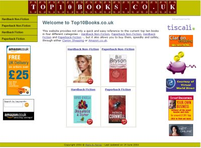 Top10Books.co.uk