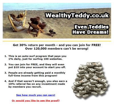 WealthyTeddy.co.uk