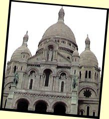 Picture of the Sacré Coeur