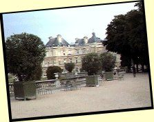 Picture of the Luxembourg Gardens