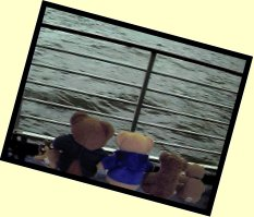 Picture of us on one of the Bateaux Mouches